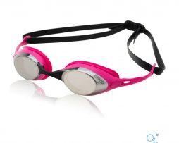 Αγωνιστικά γυαλάκια κολύμβησης, Arena Cobra Mirror Smoke Fuchsia Black