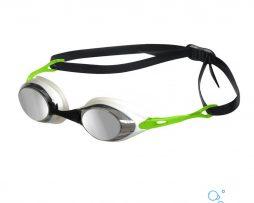 Αγωνιστικά γυαλάκια κολύμβησης, Arena Cobra Mirror Smoke White Green