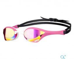 Αγωνιστικά γυαλάκια κολύμβησης, Arena Cobra Ultra Mirror Pink Black
