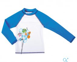 UV προστασία, ARENA AWT KIDS BOY ROYAL BLUE WHITE UV