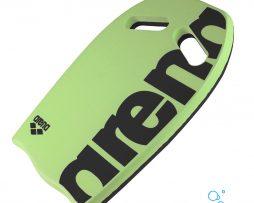 Κολυμβητική σανίδα, ARENA SOFT KICKBOARD GREEN BLACK