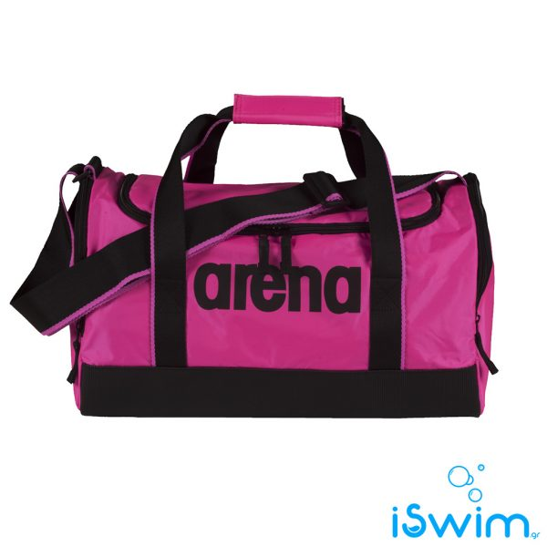 Τσάντα χειρός, ARENA SPIKY2 FUCHSIA BLACK SMALL