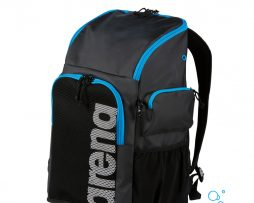 Τσάντα πλάτης, ARENA TEAM 45 BLACK ROYAL BLUE BACKPACK