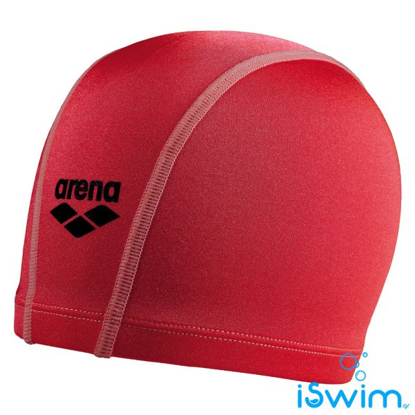 Κολυμβητικό σκουφάκι από πολυεστέρα, ARENA UNIX RED jr