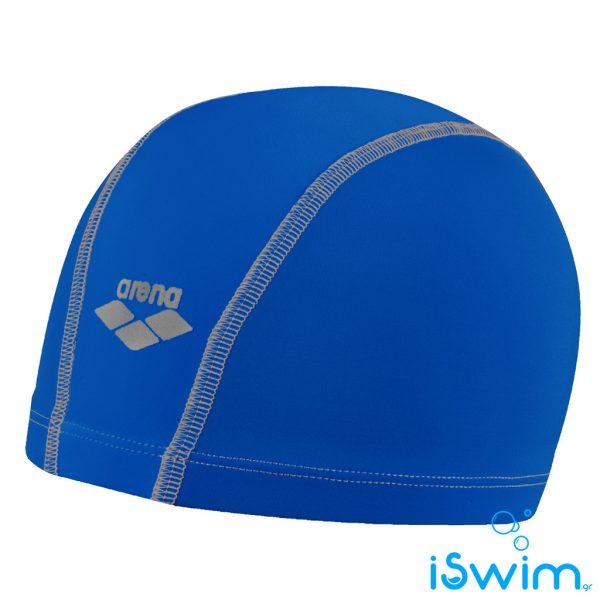 Κολυμβητικό σκουφάκι από πολυεστέρα, ARENA UNIX ROYAL BLUE