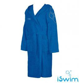 Αντρικό μπουρνούζι, ARENA ZODIACO ROYAL BLUE 100% COTTON