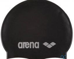 Κολυμβητικό σκουφάκι σιλικόνης, Arena Classic Silicon Cap Black