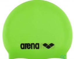 Κολυμβητικό σκουφάκι σιλικόνης, Arena Classic Silicon Cap Fluo Green