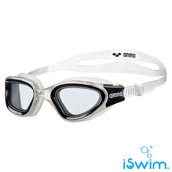 Κολυμβητικά γυαλάκια, Arena Envision Clear Smoke Black