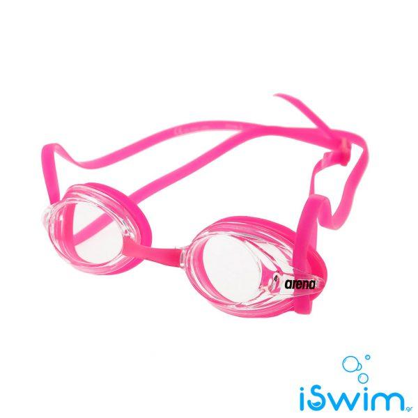 Κολυμβητικά γυαλάκια, Arena Drive 3 Clear Pink