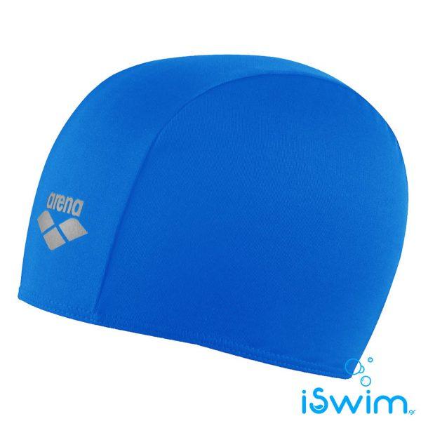 Κολυμβητικό σκουφάκι από πολυεστέρα, Arena Polyester Cap Royal Blue