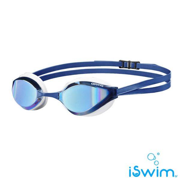 Κολυμβητικά γυαλάκια, Arena Python Mirror Blue White