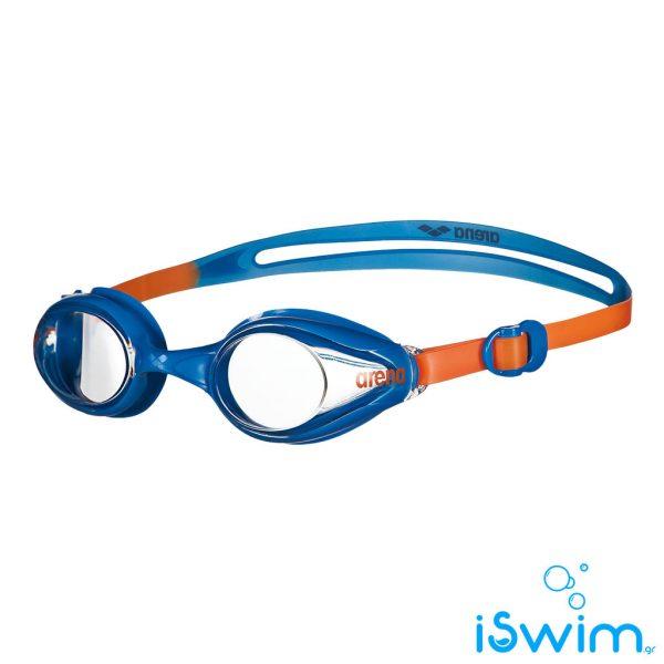Παιδικά κολυμβητικά γυαλάκια, Arena Sprint Jr Clear blue Mango