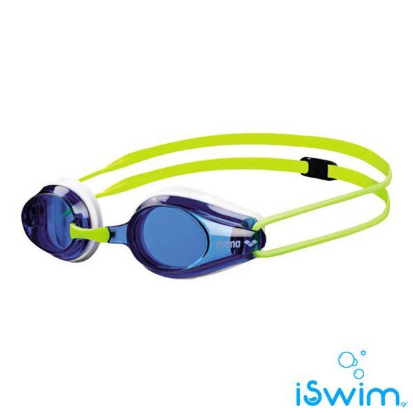 Παιδικά κολυμβητικά γυαλάκια, Arena Tracks Jr Blue White Fluo Yellow