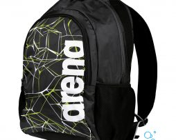 Τσάντα πλάτης, ARENA WATER SPIKY 2 BLACK BACKPACK