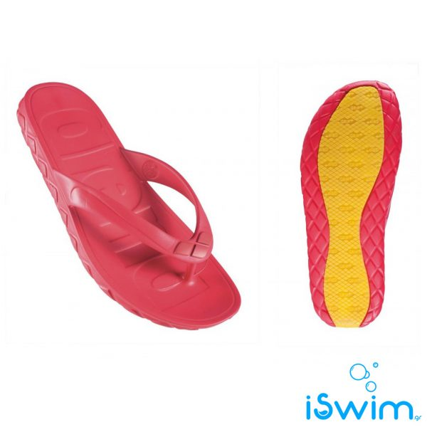 Αντιολισθητικές σαγιονάρες κολύμβησης, Arena Watergrip Thong Magenta