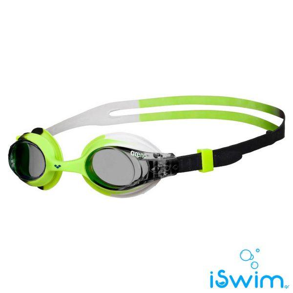 Παιδικά κολυμβητικά γυαλάκια, Arena X-Lite Kids Smoke Green Black
