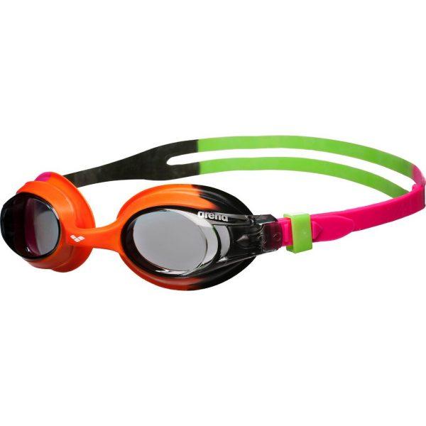 Παιδικά κολυμβητικά γυαλάκια, Arena X-Lite Kids Smoke Orange Pink