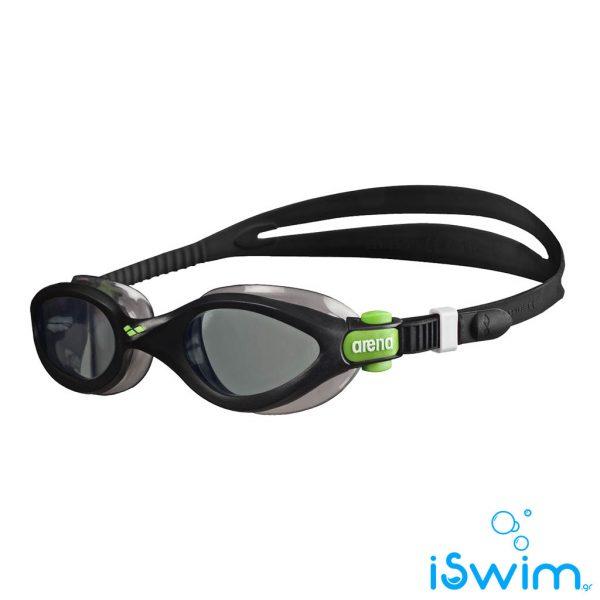 Κολυμβητικά γυαλάκια, Arena imax 3 Smoke Black Green