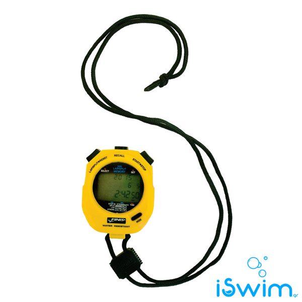 Χρονόμετρο, FINIS STOPWATCH 3X300M