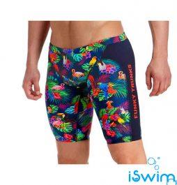 Αντρικο μαγιό κολύμβησης, Funky Trunks Man Training Jammer tropic-team