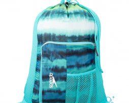Δυχτάκι μεταφορας κολυμβητικών αξεσουάρ, SPEEDO DELUXE VENT MESH BAG 35L GREEN