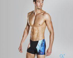 Αντρικο μαγιό κολύμβησης αντοχής στο χλώριο, SPEEDO ENERGY BLAST PLACEMENT V AQUASHORT