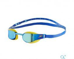 Αγωνιστικά γυαλάκια κολύμβησης, SPEEDO FASTSKIN ELITE MIRROR JUNIOR BLUE YELLOW