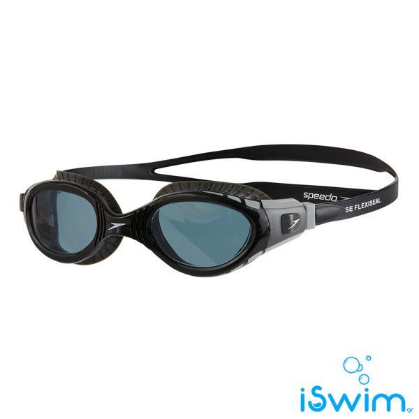 Κολυμβητικά γυαλάκια, SPEEDO FUTURA BIOFUSE FLEXISEAL BLACK SMOKE