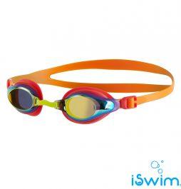 Παιδικά κολυμβητικά γυαλάκια, SPEEDO MARINER SUPRIME MIRROR JUNIOR ORANGE GOLD