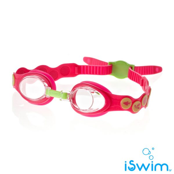 Παιδικά κολυμβητικά γυαλάκια, SPEEDO SEA SQUAD PINK