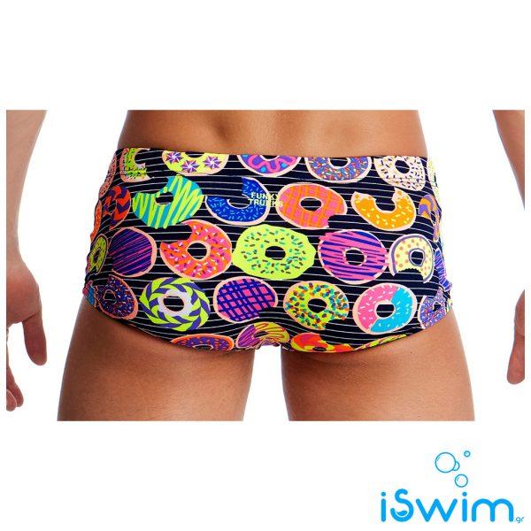 Αντρικο μαγιό κολύμβησης, FUNKY TRUNKS MAN CLASSIC TRUNK dunking-donuts