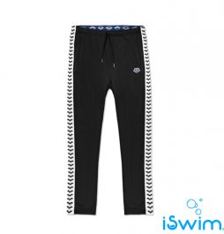 Ανδρικό Παντελόνι, ARENA MAN IV TEAM PANT ESSENCE BLACK WHITE