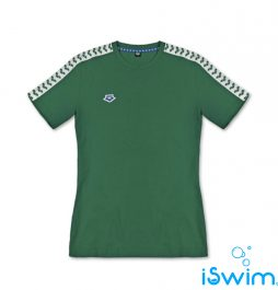 Ανδρικό T-shirt, ARENA MAN T-SHIRT TEAM ESSENCE GREEN