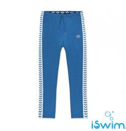 Γυαναικείο παντελόνι 100% πολυεστερικό, ARENA WOMAN IV TEAM PANT ESSENCE ROYAL BLUE WHITE