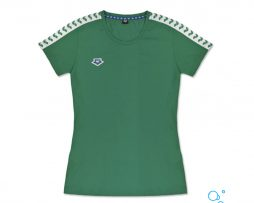 Γυαναικείο T-Shirt, ARENA WOMAN T-SHIRT TEAM ESSENCE GREEN