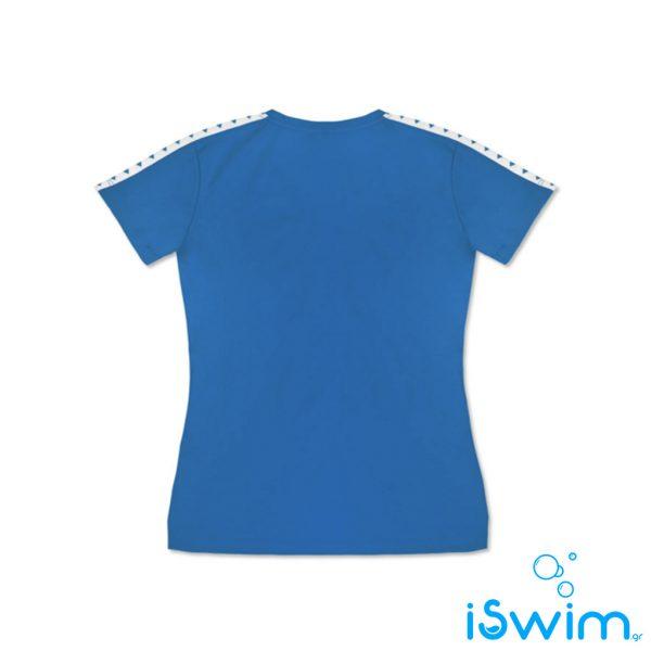 Γυαναικείο T-Shirt, ARENA WOMAN T-SHIRT TEAM ESSENCE ROYAL BLUE
