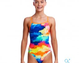 Κοριτσίστικο μαγιο, FUNKITA GIRL TIE ME TIGHT ONE PIECE cumulus