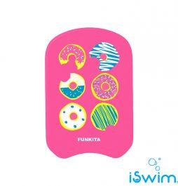 Κολυμβητική σανίδα, FUNKITA Kickboard dunking-donuts