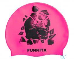 Κολυμβητικό σκουφάκι σιλικόνης, FUNKITA SILICONE SWIM CAPS swim-skull