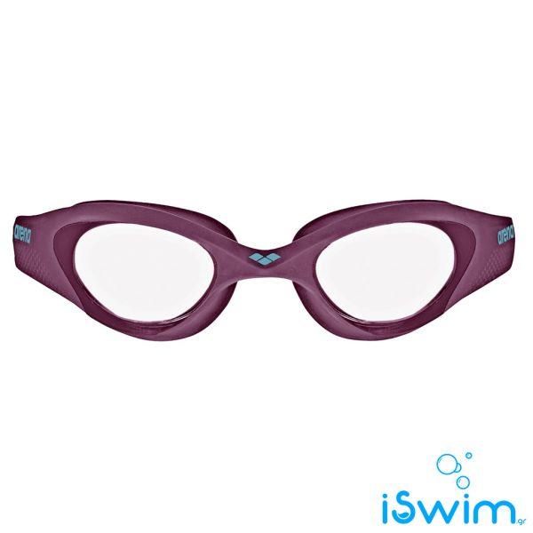 Κολυμβητικά γυαλάκια, ARENA THE ONE PURPLE GREEN