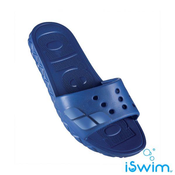 Αντιολισθητικές παντόφλες κολύμβησης, ARENA WATERGRIP JUNIOR NAVY BLUE