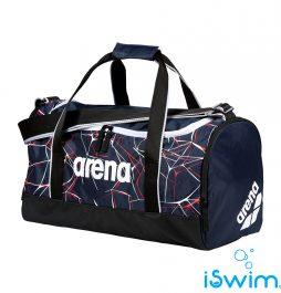 Τσάντα χειρός, ARENA WATER SPIKY 2 MEDIUM NAVY BLUE RED