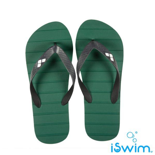 Σαγιονάρες κολύμβησης, ARENA EDDY MAN GREEN BLACK