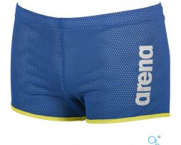 Μαγιο αντίστασης, ARENA SQUARE CUT DRAG SUIT BLUE FLUO GREEN