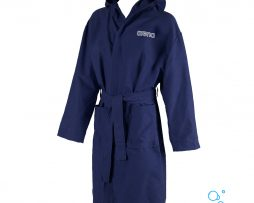 Αγορίστικο μπορνούζι, ARENA ZEAL YOUTH NAVY BLUE MICROFIBER BATHROBE