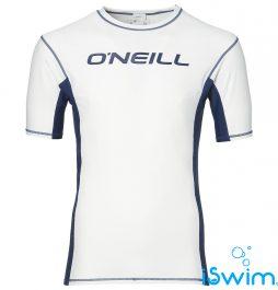UV προστασία, O'NEIL UV PROTECTION MAN WHITE NAVY BLUE 8A1612_5046