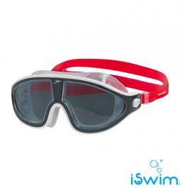Κολυμβητική μάσκα, SPEEDO BIOFUSE RIFT MASK RED.GREY 11775C750A