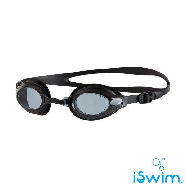Κολυμβητικά γυαλάκια, SPEEDO MARINER BLACK.SMOKE 113177649A
