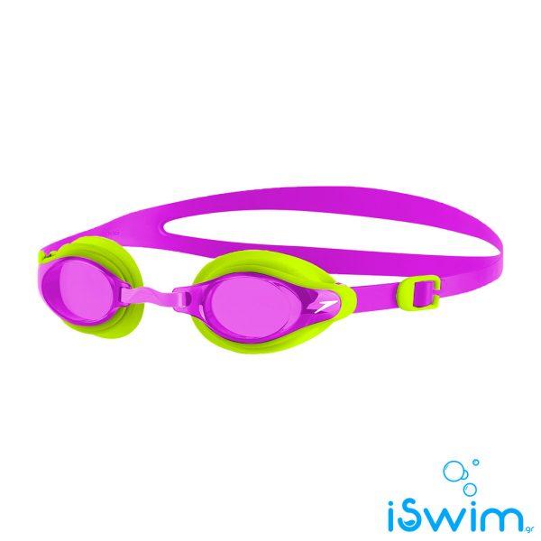 Κολυμβητικά γυαλάκια, SPEEDO MARINER JUNIOR YELLOW.PINK 11318B971A1